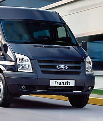 Конфигуратор комплекта отделки для Ford Transit VI