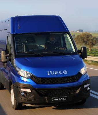 Конфигуратор комплекта отделки для Iveco Daily