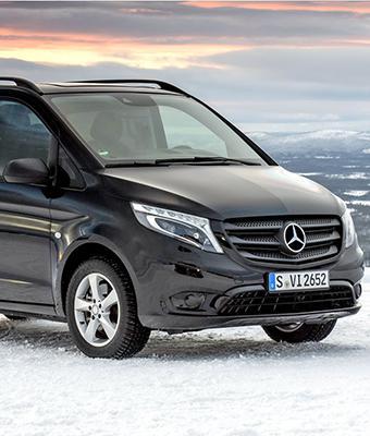 Конфигуратор комплекта отделки для Mercedes-Benz Vito W447