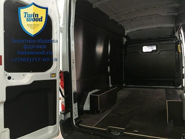 Обшивка фургона Форд Транзит L3H3