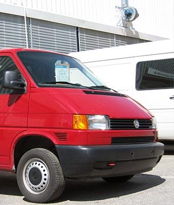 Конфигуратор комплекта отделки для Volkswagen Transporter T4