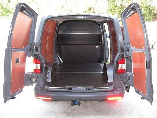 Защитная обшивка для фургона